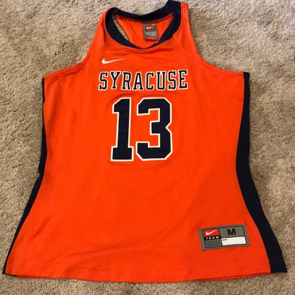 Nike Tops Syracuse Basketball Jersey Accepting Offers Poshmark